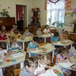 не всем детям хватает места в детском саду