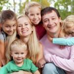 Льгот для многодетных семей в 2018 году станет больше