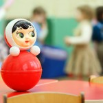 Матрешка в детском саду