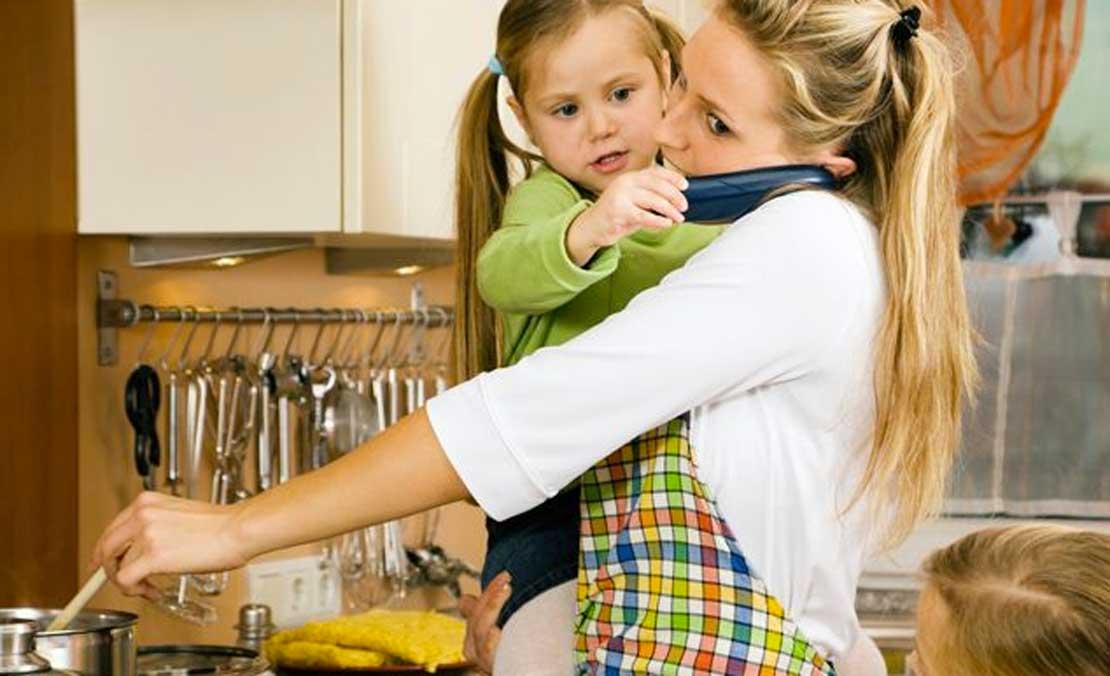 Декретный отпуск для многодетных матерей был
