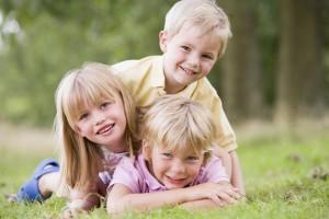 3 ребенка